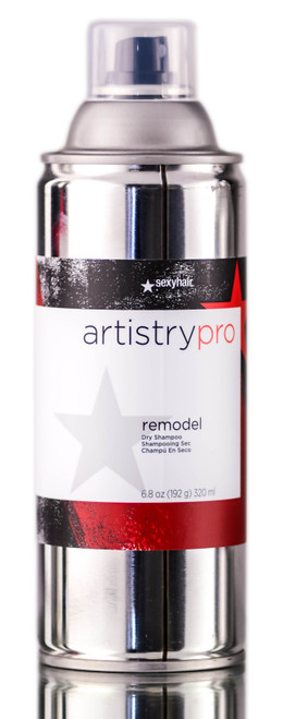 SexyHair ArtistryPro Remodel Dry Shampoo