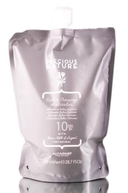 Alfaparf Precious Nature Extra Creamy Activator 10 Volume / 3%