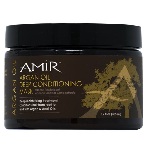 Amir Argan Oil Deep Conditioning Mask
