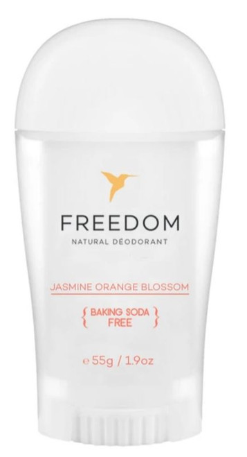 Freedom Natural Deodorant - Jasmine Orange Blossom