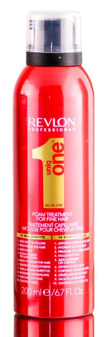 Revlon Uniq One Foam Treatment for Fine Hair