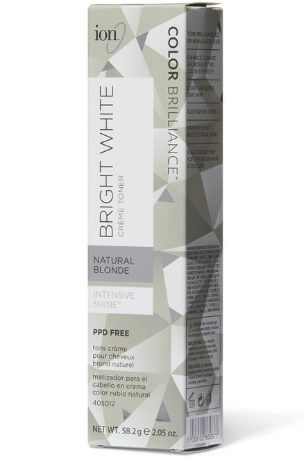 Ion Color Brilliance Bright White Creme Toner (2.05 oz)