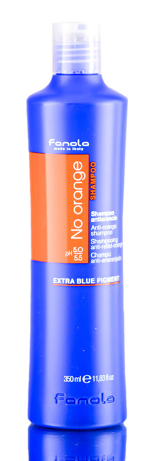 Fanola No Orange Anti-Orange Shampoo