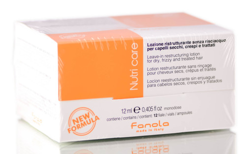 Fanola Nutri Care Leave-In Restructuring Lotion