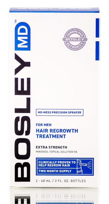 Bosley MD Men Hair Regrowth Treatment (Extra Strength)