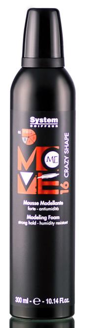 Dikson Move Me 16 Crazy Shape Mousse