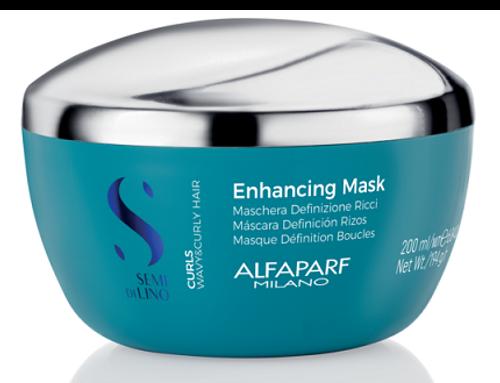 Alfaparf Semi Di Lino Curls Enhancing Mask