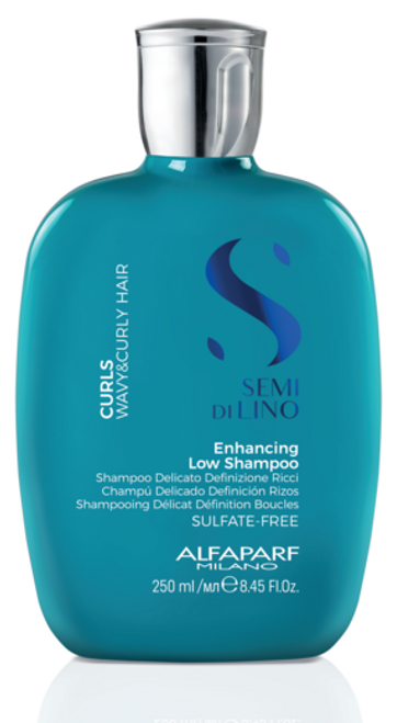 Alfaparf Semi Di Lino Curls Enhancing Low Shampoo