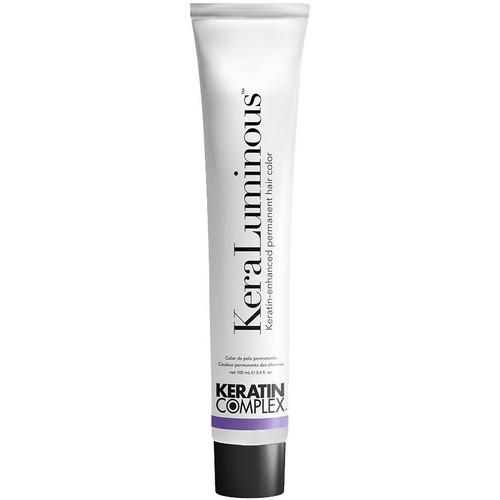 Keratin Complex KeraLuminous Keratin-Enhanced Permanent Hair Color