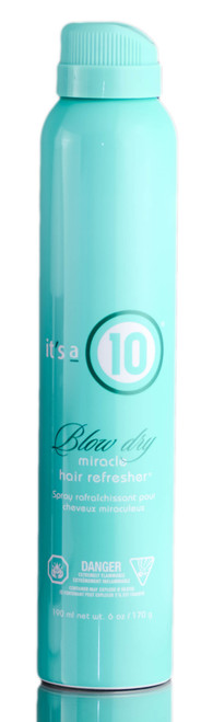 It's a 10 Blow Dry Miracle Hair Refresher