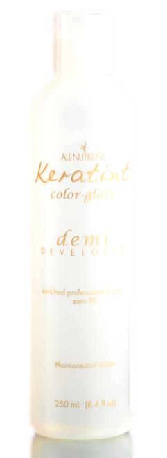All-Nutrient Keratin-Glaze Demi Developer