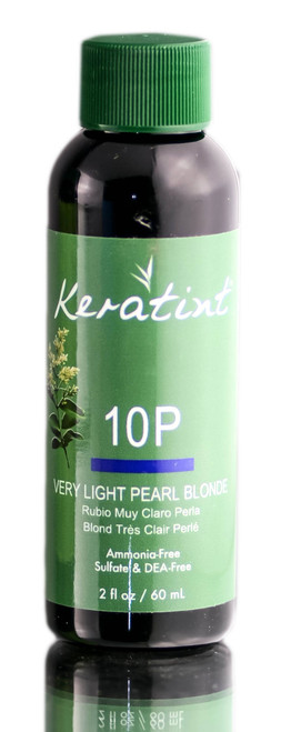 All-Nutrient Keratint Hair Color