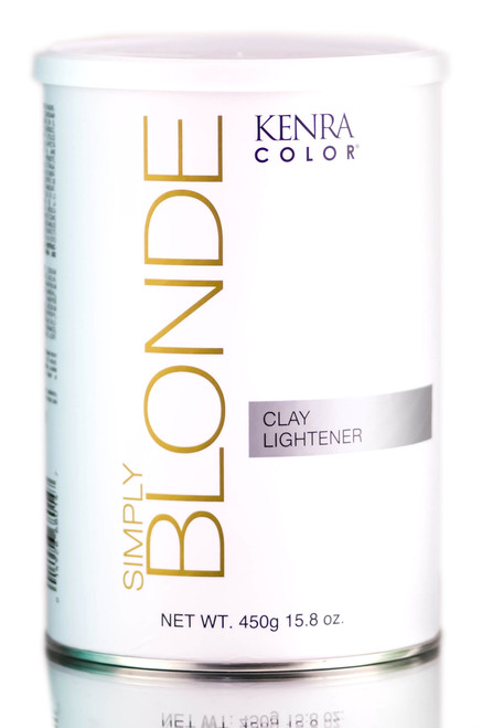 Kenra Color Simply Blonde Clay Lightener