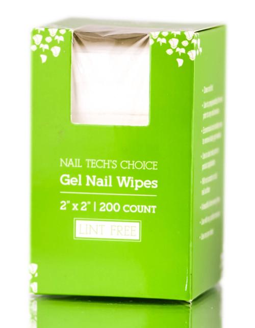 Intrinsics Naturally Nail Tech Gel Nail Wipes