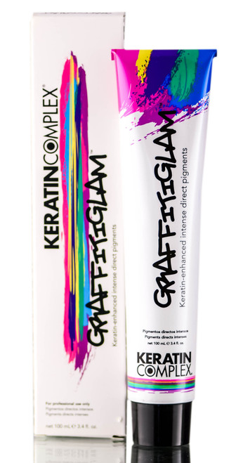 Keratin Complex GraffitiGlam Keratin-Enhanced Intense Direct Pigments