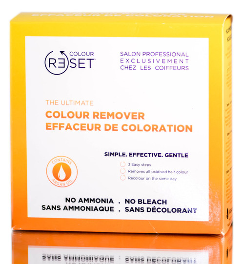 Colour Reset The Ultimate Colour Remover