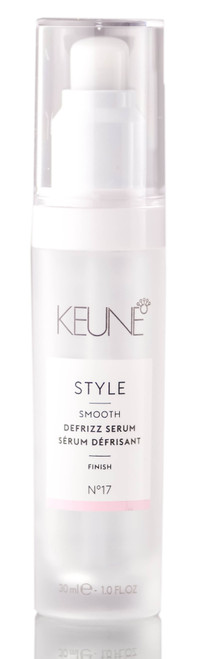 Keune Style Smooth Defrizz Serum Finish