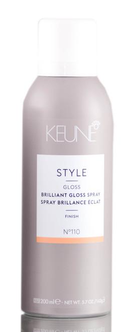 Keune Gloss Style Brilliant Gloss Spray