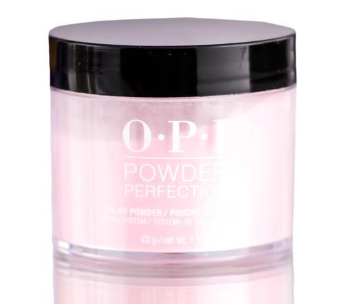 OPI Powder Perfection Bubble Bath Dipping Powder