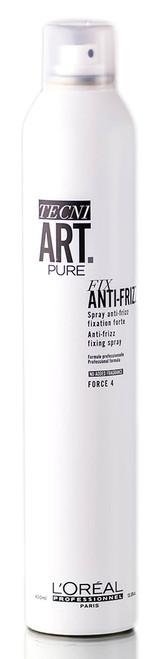 L'Oreal Tecni Art Pure Fix Anti-Frizz Spray 4