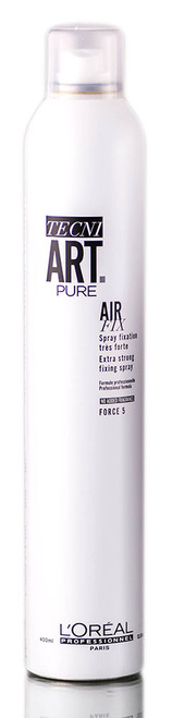 L'Oreal Tecni Art Pure Air Fix Extra Strong Fixing Spray 5