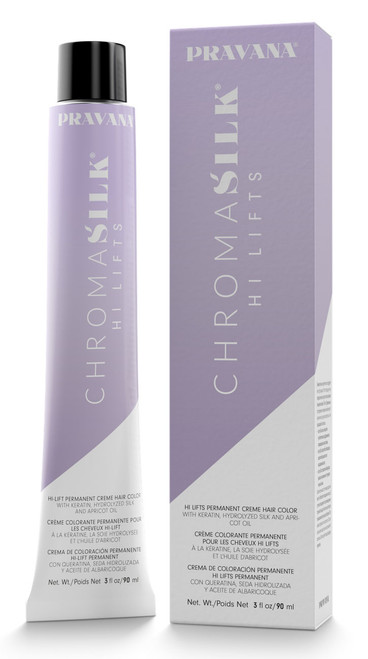Pravana ChromaSilk Hi Lifts Permanent Creme Haircolor