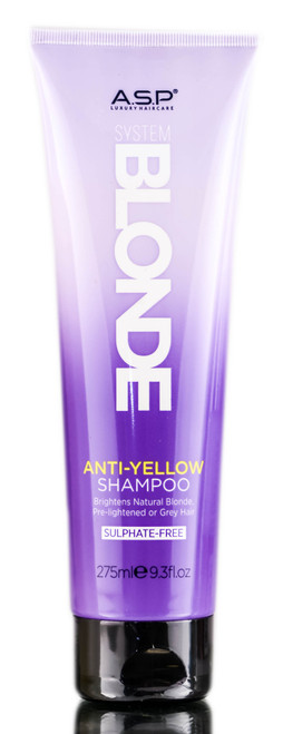 Affinage System Blonde Anti-Yellow Shampoo