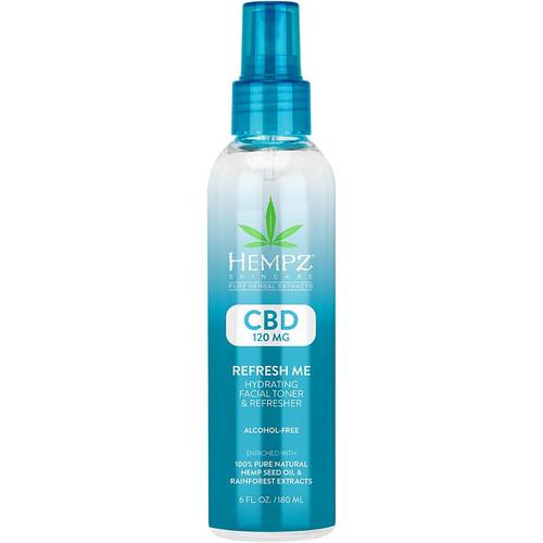 Hempz CBD Refresh Me Hydrating Facial Toner & Refresher