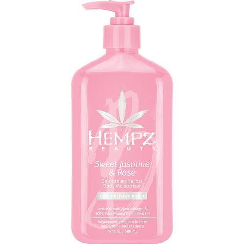 Hempz Sweet Jasmine & Rose Smoothing Herbal Body Moisturizer