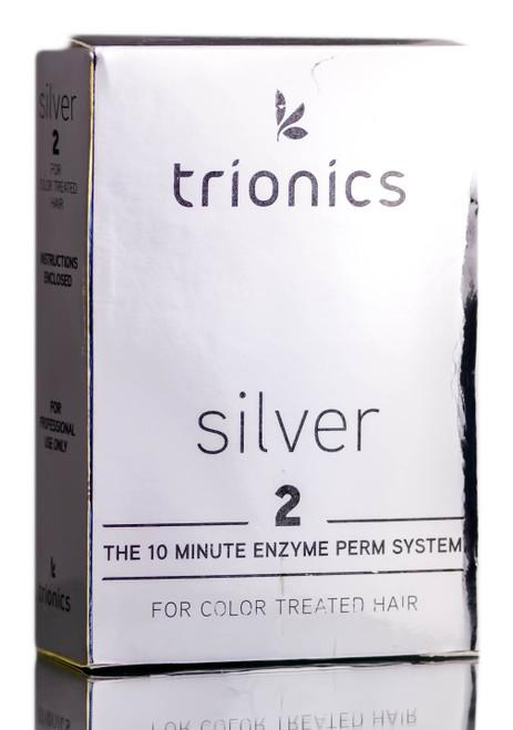 Trionics Silver 10 Min Enzyme Perm System