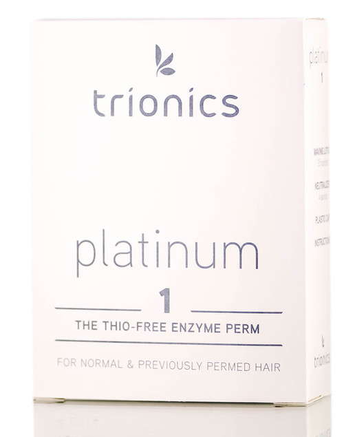 Trionics Platinum Thio-Free Enzyme Perm System