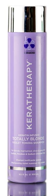 Keratherapy Totally Blonde Violet Toning Shampoo