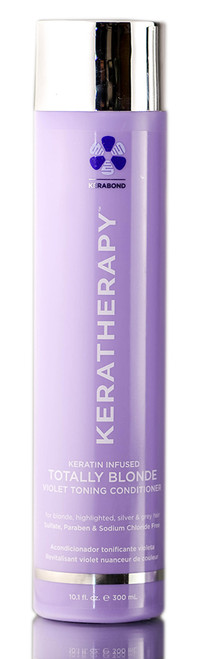 Keratherapy Totally Blonde Violet Toning Conditioner