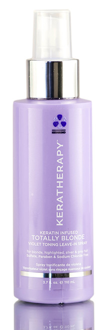 Keratherapy Totally Blonde Violet Toning Leave-in Spray