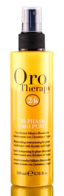 Fanola Oro Puro 2-in-1 Illuminating Conditioning Spray