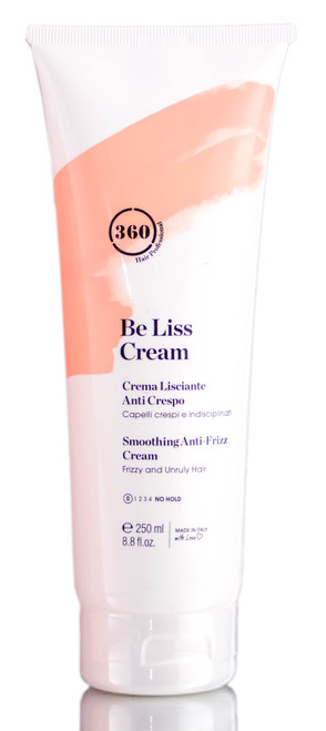 360 Hair Professional Be Liss Cream