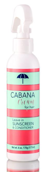 Healium 5 Cabana Cream Leave-in Sunscreen & Conditioner