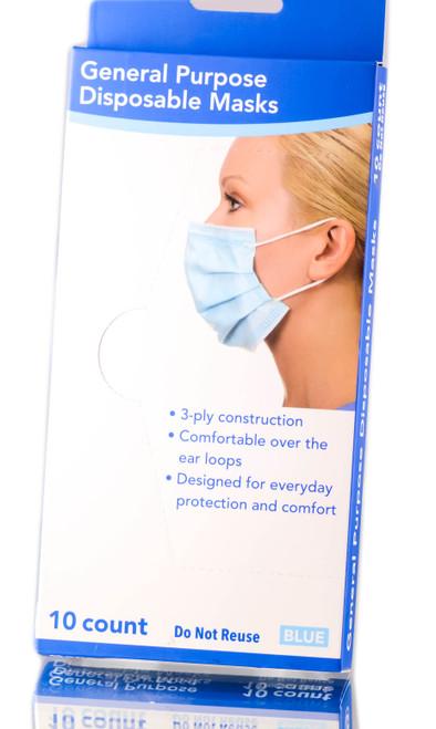 Base4 General Purpose Disposable Masks