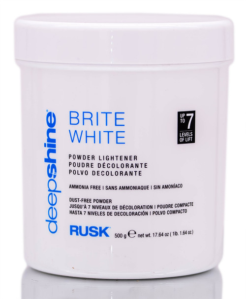 Rusk DeepShine Bright White Powder Lightener