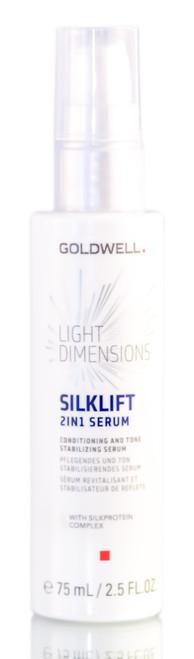 Goldwell Light Silklift 2 in 1 Serum Conditioning & Tone Stabilizing Serum