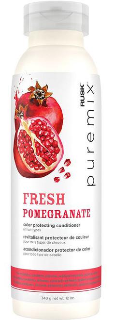 Rusk Puremix Fresh Pomegranate Color Protecting Conditioner