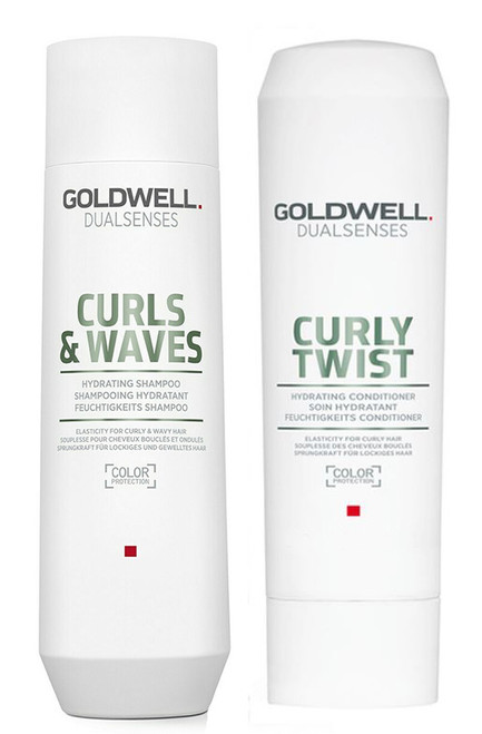 Goldwell Kit -Dualsenses Curls & Waves Hydrating Shampoo & Conditioner