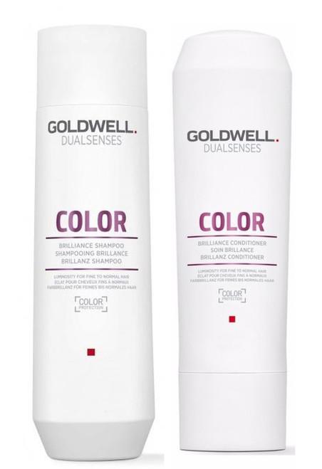 Goldwell Kit -Dualsenses Color Brilliance Shampoo & Conditioner