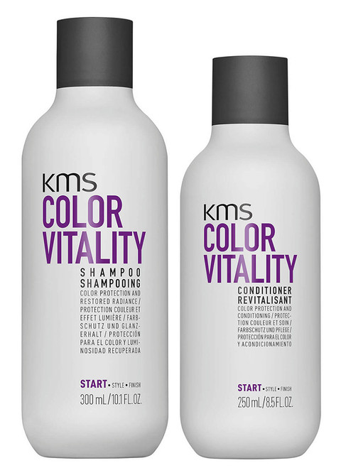 KMS Color Vitality Shampoo & Conditioner