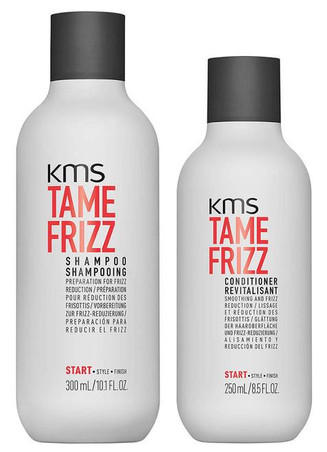 KMS Set - Tame Frizz Shampoo & Conditioner