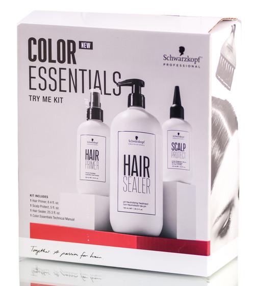 Schwarzkopf Pro Color Essentials Try Me Kit