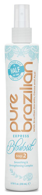 Pure Brazilian Express Blowout Smoothing and Strengthening Complex