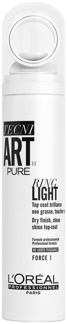 L'Oreal Tecni Art Pure Ring Light Top Coat Brilliance