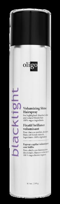 Oligo Blacklight Volumizing Shine Hairspray