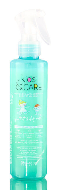 Salerm Kids & Care Triple Action Bi-Phase Spray